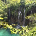 A Day in Plitvice Lakes Park and  Rovinj, Croatia