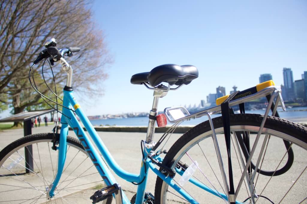 Vancouver City Guide Biking (1)