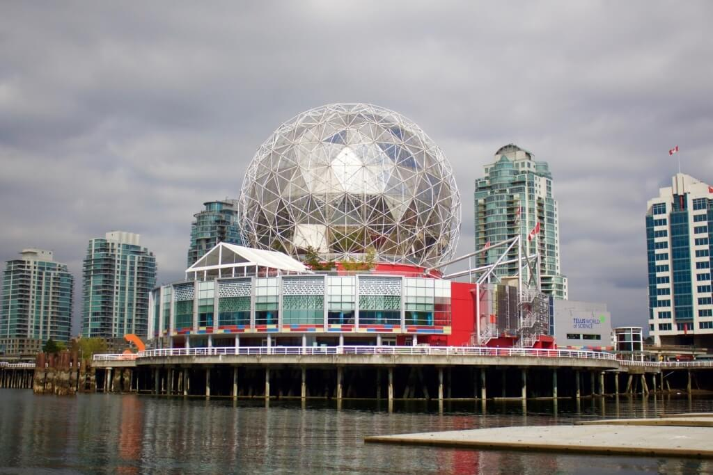 Vancouver City Guide Science World (1)-1024x683