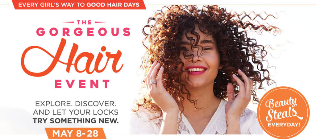 Gorgeous Hair Event