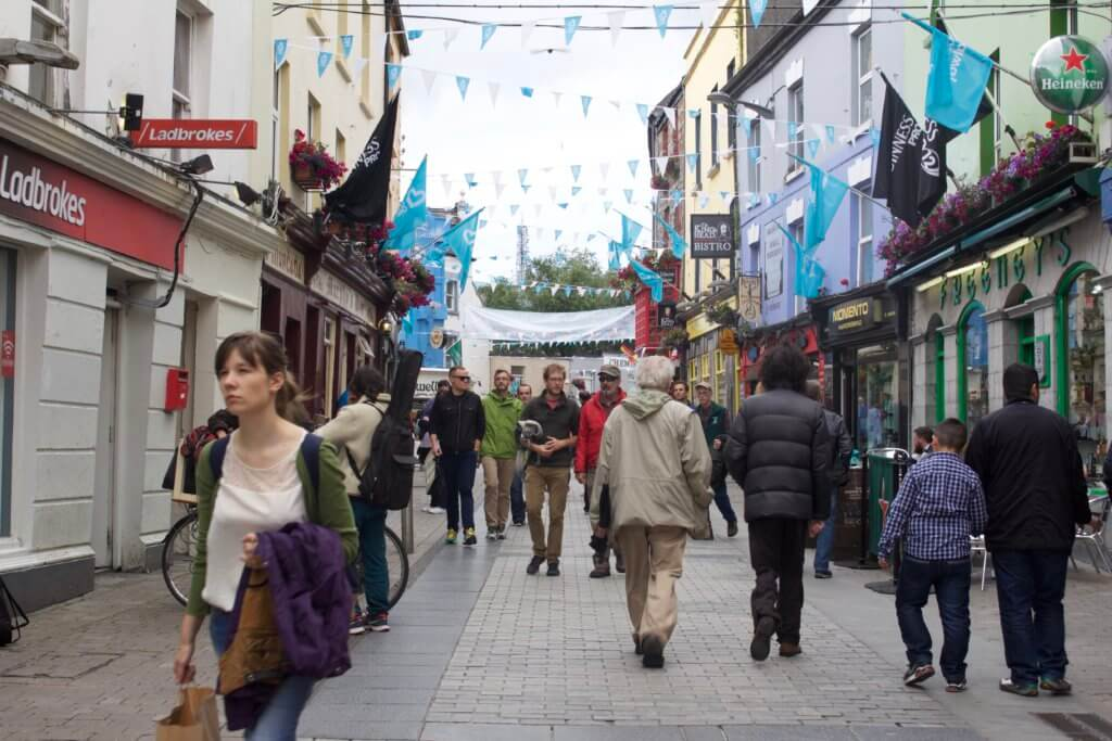 48 Hours in Galway, Ireland