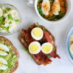 Five Ways to Serve Hard Boiled Eggs