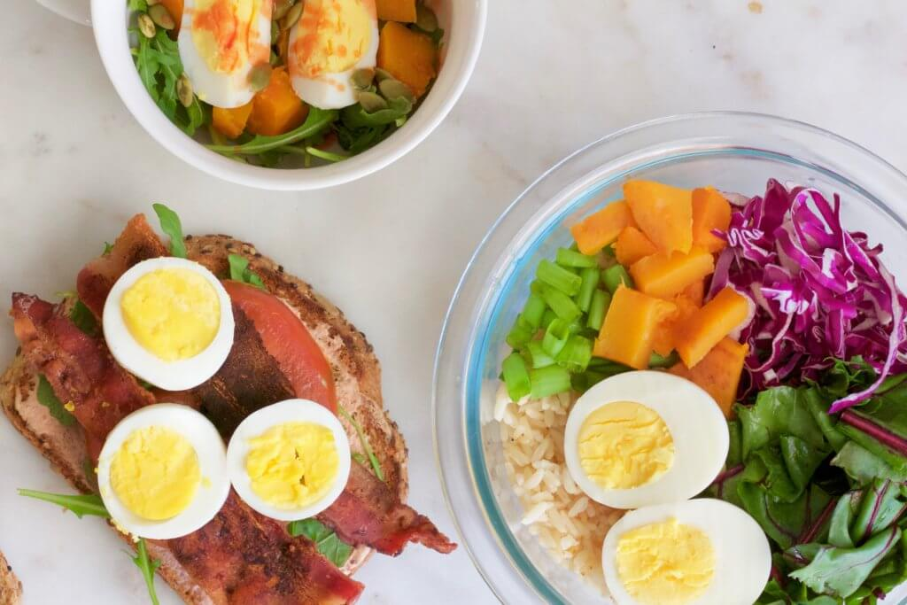 5 Ways to Serve Hard Boiled Eggs