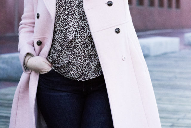 How to Style a Leopard Blouse