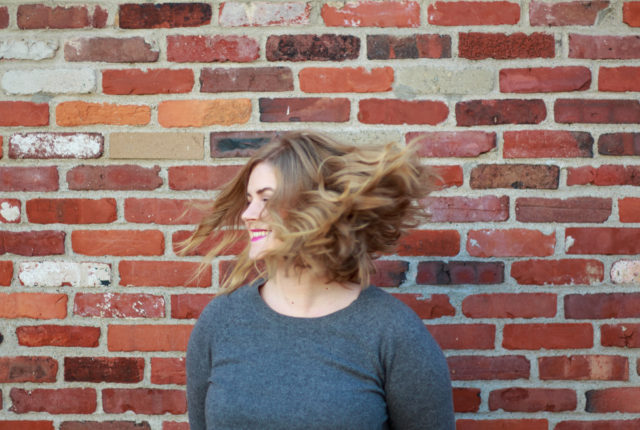 My Hair Makeover with Toni & Guy Hingham